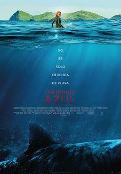 La Henryteca del Cine: Infierno Azul, Cuando el paraíso se convierte en e...