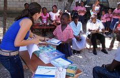 75% of Haitian kids do not have School Books. Ayiti Now Corp assist orphans, restavek and kids under extreme poverty with School Books. We provide School Books for the primary and secondary education to orphanages and schools in rural areas. Each School Book serves new students year after year.