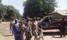 nodullnaija: Nigerian Military Destroys Boko Haram Camps along ...