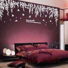 The twilight bedroom.