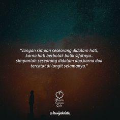 Spiritual Quotes, Wisdom Quotes, Me Quotes, Motivational Quotes, Muslim Quotes, Islamic Quotes, Simple Words, Cool Words, Jodoh Quotes