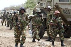 مقتل 12 مدنيا على الاقل فى الهجوم الانتحاري على القوات الافريقية في الصومال