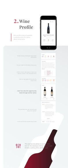 Wine-Searcher Application on Behance