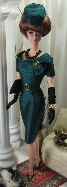 Verdi  for Silkstone Barbie by MatisseFashions on Etsy