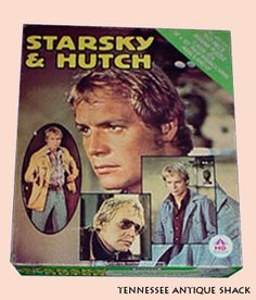 Starsky & Hutch David Soul jigsaw puzzle for sale at Tennessee Antique Shack on TIAS.  $15.95