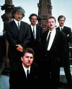 IRWIN  The Mystery of the Black Square, 1995 Photo Andres Serrano Courtesy Galerija Gregor Podnar