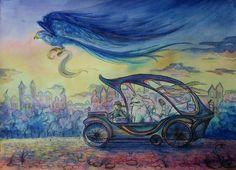 Enjoy the ride by Shadow-insomnia.deviantart.com on @DeviantArt