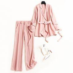 5fccbe5a60d 100% шелковая блузка рубашка шифон blusas Женская Офисная Леди ...