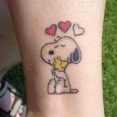 Snoopy(: tattoos