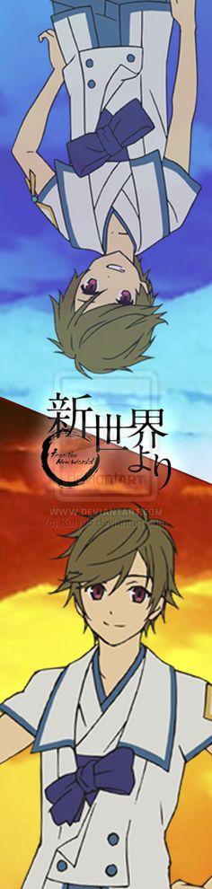 Satoru Asahina (Bookmark) by Katy05.deviantart.com on @deviantART