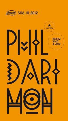 Phil Darimon, 06.X.2012
