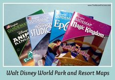 Click here for the maps for the Walt Disney World theme parks, water parks, Downtown Disney, and resorts.   You'll definitely want to pin this (from themouseforless.com) if you're planning a trip now ... or later!