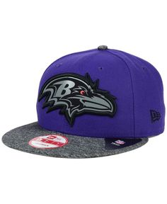New Era Baltimore Ravens Gridiron Hook 9FIFTY Snapback Cap