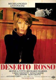 [Hidef] O Deserto Vermelho / Il Deserto Rosso (1964) - Michelangelo Antonioni - Making Off