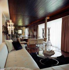 Hollywood Roosevelt Hotel    Marilyn Monroe Suite Living Room