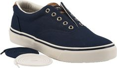 Amazon.com: Sperry Top-Sider Mens Striper CVO Waxed Casual Shoes: Clothing