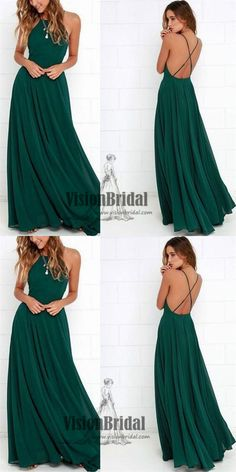 Custom Made Enticing Custom Bridesmaid Dress Tiffany Blue Straps Chiffon Custom Cheap Long Bridesmaid Dresses, Bridesmaid Dresses, Tiffany Blue Straps Chiffon Custom Cheap Long Bridesmaid Dresses Simple Party Dress, Green Party Dress, Green Dress, Emerald Green Bridesmaid Dresses, Bridesmaid Dresses 2018, Prom Dresses, Dress Prom, Dress Wedding, Forrest Green Bridesmaid Dresses