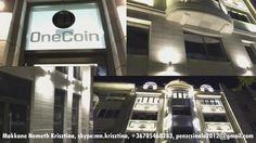 A OneCoin szófiai irodája.