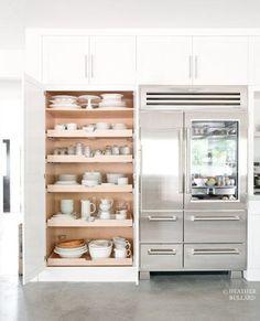 11 smarta förvaringslösningar du önskade du hade i ditt kök