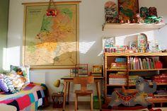 Ferris his room / Vintage boys room