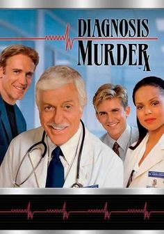 Diagnosis Murder (1993-2001) - Mark Sloan is the chief of staff at Commmunity General Hospital. Even though his duties as a doctor keep him busy enough, he still finds time to help the police solve murders (Mark's father was a Los Angeles police detective). He is assisted by young doctors Amanda Bently and Jesse Travis, as well as by his own son Steve, who took after Mark's father. Together they solve some of Los Angeles' toughest murders.