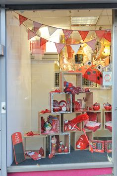 Independent Shops in Willesden Green During Christmas