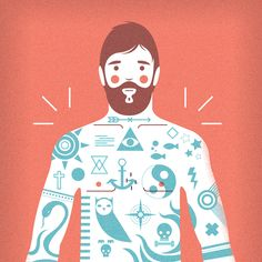 SPOT Illos vol.5 on Behance