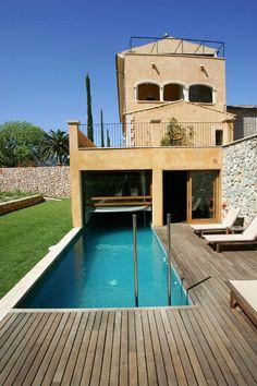Son Brull Hotel & Spa, Mallorca, Spain www.mediteranique.com/hotels-spain/mallorca/son-brull-hotel-spa/