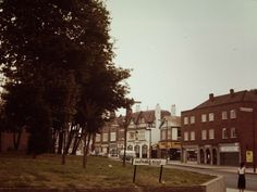 Sherard Road Eltham South East London England in 1981