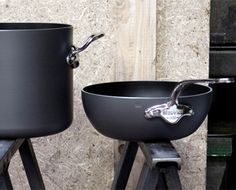 Mauviel M'Stone Cookware http://www.mauviel.com/ the best pan I ever had !