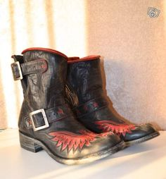 "Bottes santiags ""eagle"" Mexicana/Old Gringo femme Chaussures Sarthe - leboncoin.fr"