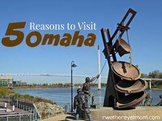 5 Reasons to Visit Omaha, Nebraska | Zoo, Art Museum & More