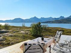 Terrasse in Norwegen