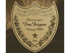 This auction is for 750ml bottle of Dom Perignon Champagne, Vintage 2004, Brut.95 PTS WINE SPECTATOR. The '04 Moet & Chandon Dom Perignon has a rich and smoky vein of minerality; flavors of poached apples, honey, financier and sundried black cher...