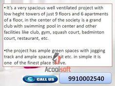 Resale flats in omaxe grandwood (9910002540) sector 93b noida expressway