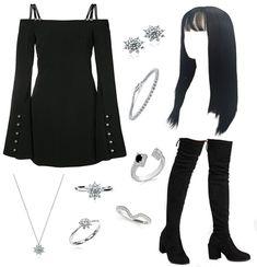 Fashion Statements, Aster, Mix Match, Polyvore Outfits, Korean Fashion, Designer Dresses, Stylists, Kpop, Make Up Looks