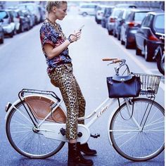 Bicycles and the Fierce Babes Who Love Them
