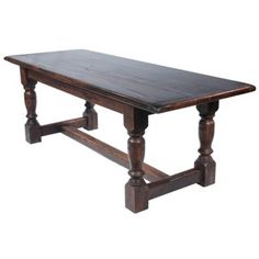 Check out this item at One Kings Lane! English Farmhouse Table