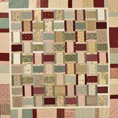 Free Fat Quarter-Friendly Quilt Patterns
