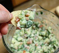 Cucumber Salsa... Happy Hour Appetizers 10 | Hampton Roads Happy Hour - 2