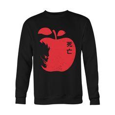 Death Note - The Death Face - Unisex sweatshirt T Shirt - TL01001SW