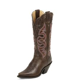 Take a look at this Testa Torino Cowboy Boot - Women by Justin Boots on #zulily today!