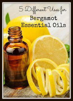 Bergamot essential o