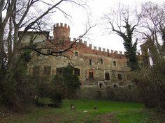 rivarolo canavese castello di malgrà