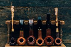 Savinelli has fueled the fires again, giving us a new batch of, well, old finishes, and ones we haven't seen in quite a while. All of these pipes are 40% off MSRP and available on site now....