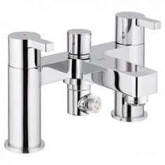 Grohe Lineare Two Handled Bath/Shower Mixer Tap  - 25113000