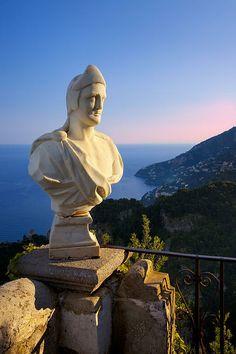 Villa Cimbrone, Ravello, Amalfi Coast, Campania, Italy