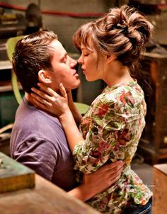 The Vow. She is absolutely beautiful in this film.
