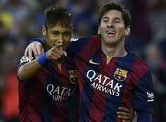 Manchester United set for ONE BILLION BATTLE to sign both Messi and Neymar