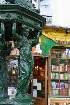 Rue de la Bûcherie, Paris V